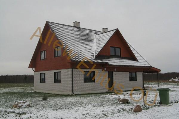 Allew Ehitus maja AL-4
